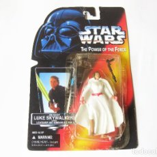 Figuras y Muñecos Star Wars: FIGURA STAR WARS EN BLISTER PRINCESA LEIA - THE POWER OF THE FORCE - MADE IN CHINA - FALSA - BOOTLEG. Lote 114674707