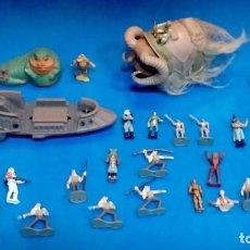 Figuras y Muñecos Star Wars: STAR WARS: ACTION FLEET MICROMACHINES / MICRO MACHINES. Lote 114834143