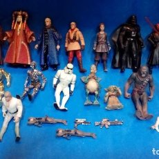 Figuras y Muñecos Star Wars: STAR WARS: LOTE DE FIGURAS DE HASBRO Y KENNER DE LOS 90. Lote 114834427