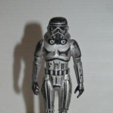 Figuras y Muñecos Star Wars: FIGURA STAR WARS STORMTROOPER BOOTLEG POLISH POLACA POLACO VINTAGE FALSA RARA RARE. Lote 114887619