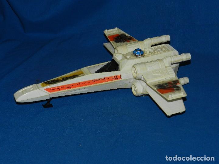 Figuras y Muñecos Star Wars: (M) LOTE DE NAVES STAR WARS - LUCASFILM LTD 1983 , TODAS LAS NAVES LES FALTA ALGUNA COSA - Foto 8 - 115078387