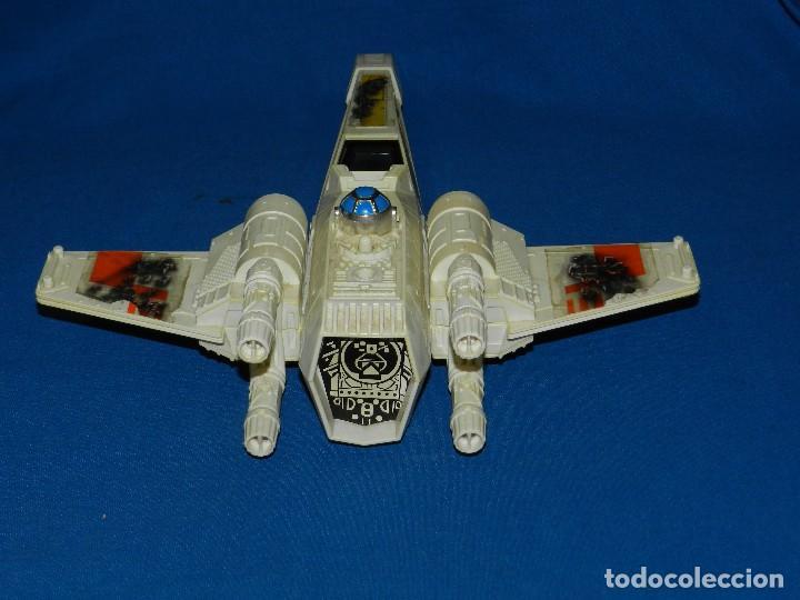 Figuras y Muñecos Star Wars: (M) LOTE DE NAVES STAR WARS - LUCASFILM LTD 1983 , TODAS LAS NAVES LES FALTA ALGUNA COSA - Foto 9 - 115078387