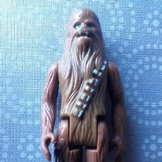 Figuras y Muñecos Star Wars: STAR WARS CHEWBACCA GMFGI 1977 MADE IN HONG KONG. Lote 188526476
