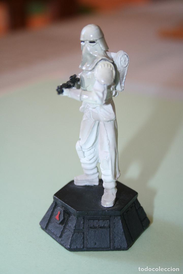 Figuras y Muñecos Star Wars: SNOWTROOPER *** FIGURA ACCIÓN DE PLOMO DE STAR WARS *** ORIGINAL LUCAS FILMS - Foto 2 - 285247718