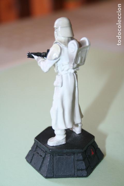 Figuras y Muñecos Star Wars: SNOWTROOPER *** FIGURA ACCIÓN DE PLOMO DE STAR WARS *** ORIGINAL LUCAS FILMS - Foto 5 - 285247718
