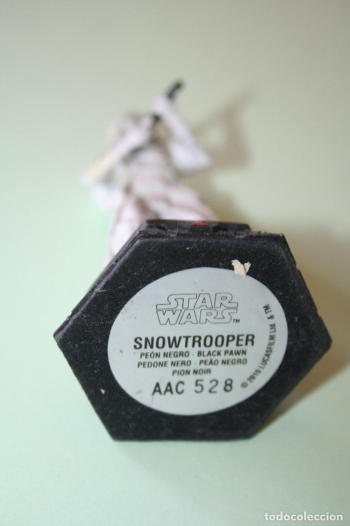 Figuras y Muñecos Star Wars: SNOWTROOPER *** FIGURA ACCIÓN DE PLOMO DE STAR WARS *** ORIGINAL LUCAS FILMS - Foto 6 - 285247718