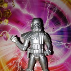 Figuras y Muñecos Star Wars: FIGURA STAR WARS SANDTROOPER SILVER - EXCLUSIVO COMIC CON 2004 - HASBRO. Lote 115503459