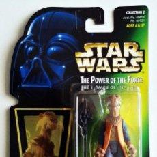 Figuren von Star Wars - STAR WARS # SAELT - MARAE ( YAK FACE ) # THE POWER OF THE FORCE - NUEVO EN SU BLISTER DE KENNER. - 115514655