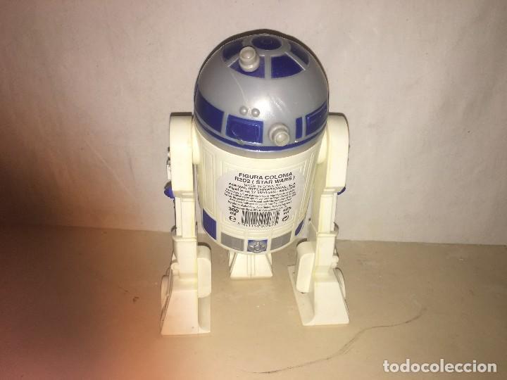 Figuras y Muñecos Star Wars: ANTIGUO R2D2 GUERRA DE LAS GALAXIAS STAR WARS 20 CMTS - Foto 3 - 115581227