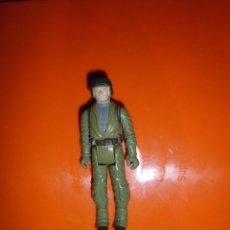 Figuras y Muñecos Star Wars: FIGURA STAR WARS KENNER AÑOS 80 GUERRA GALAXIAS ANTIGUA FIGURE VINTAGE (18) REBEL COMMANDO. Lote 116123119