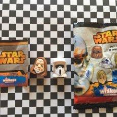 Figuras y Muñecos Star Wars: WIKKEEZ STAR WARS. Lote 116408223