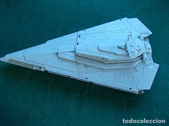 Nave imperial grande de star war crucero de batalla desmontable guerra de las galaxias Hasbro 2015 segunda mano