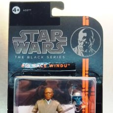 Figuras y Muñecos Star Wars: STAR WARS - THE BLACK SERIES - MACE WINDU. Lote 116489151