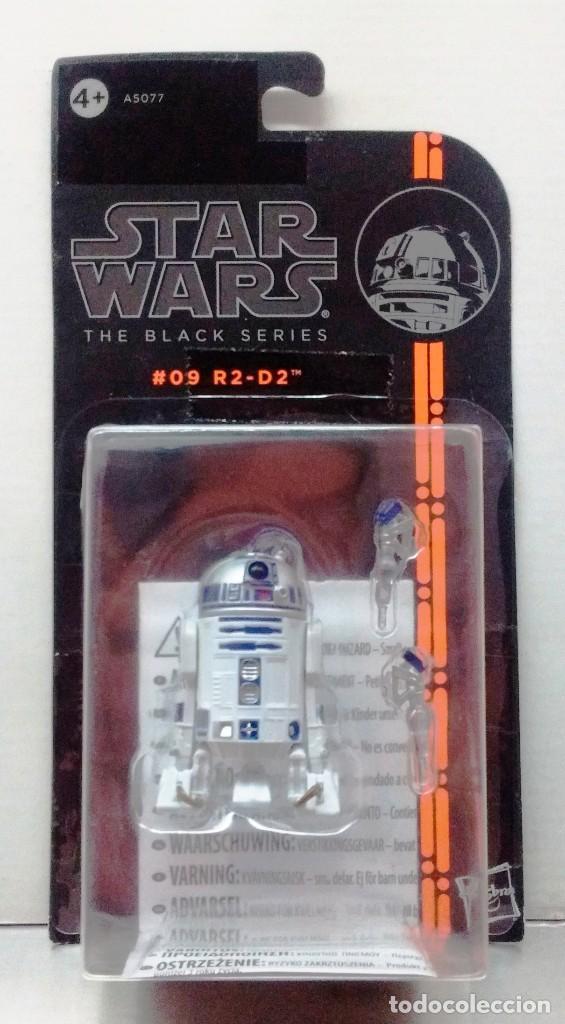 STAR WARS - THE BLACK SERIES - R2 D2 (Juguetes - Figuras de Acción - Star Wars)