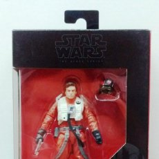Figuras y Muñecos Star Wars: STAR WARS - THE BLACK SERIES - POE DAMERON. Lote 116490247