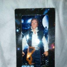 Figuras y Muñecos Star Wars: STAR WARS KENNER HAN SOLO 30 CM . ESCALA 1:6 12 PULGADAS - LA GUERRA DE LAS GALAXIAS - NUEVA. Lote 116846975