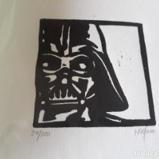 Figuras y Muñecos Star Wars: LITOGRAFIAS STAR WARS. Lote 117013067