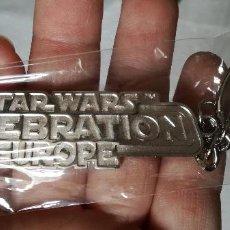 Figuras y Muñecos Star Wars: LLAVERO STAR WARS CELEBRATION EUROPE, AÑO 2007 - PRECINTADO (A-D). Lote 117079943