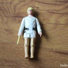 Figuren von Star Wars - Figura acción vintage Star Wars Kenner Luke Skywalker Farmboy 1977 GMFGI Hong Kong - 117132187
