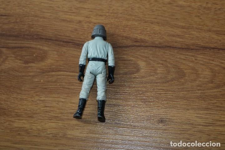 Figuras y Muñecos Star Wars: Figura acción vintage Star Wars Kenner AT-ST Driver 1980 Taiwan LFL - Foto 2 - 98581103