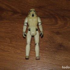 Figuras y Muñecos Star Wars: STAR WARS KENNER 1977 GMFGI STORMTROOPER FIGURA ACCIÓN VINTAGE HONG KONG. Lote 117323499