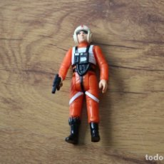 Figuras y Muñecos Star Wars: STAR WARS KENNER FIGURA ACCIÓN LUKE SKYWALKER X-WING PILOT PISTOLA VINTAGE 1978. Lote 110499635