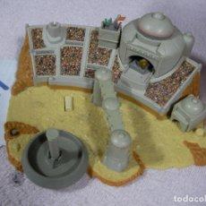 Figuras y Muñecos Star Wars: MINI ESCENARIO DE STAR WARS. Lote 118096411