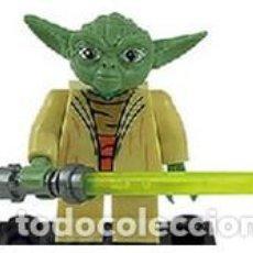 Figuras y Muñecos Star Wars: FIGURA DE STAR WARS, YODA (NUEVO). Lote 118589787