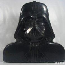 Figuras y Muñecos Star Wars: DARTH VADER - CARRY CASE (MALETA) PARA GUARDAR FIGURAS - VINTAGE KENNER TRILOGÍA ORIGINAL ESB 1980. Lote 118697171