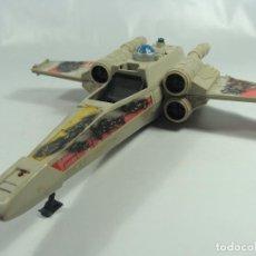 Figuras y Muñecos Star Wars: X-WING - NAVE STAR WARS - VINTAGE ORIGINAL KENNER DE 1980 - VERSION AMERICANA ELECTRÓNICA. Lote 118702387