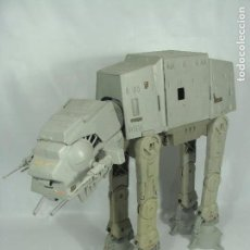 Figuras y Muñecos Star Wars: AT-AT (ALL TERRAIN ARMORED TRANSPORT) - NAVE STAR WARS - VINTAGE ORIGINAL KENNER 1981 CASI COMPLETA. Lote 118705431