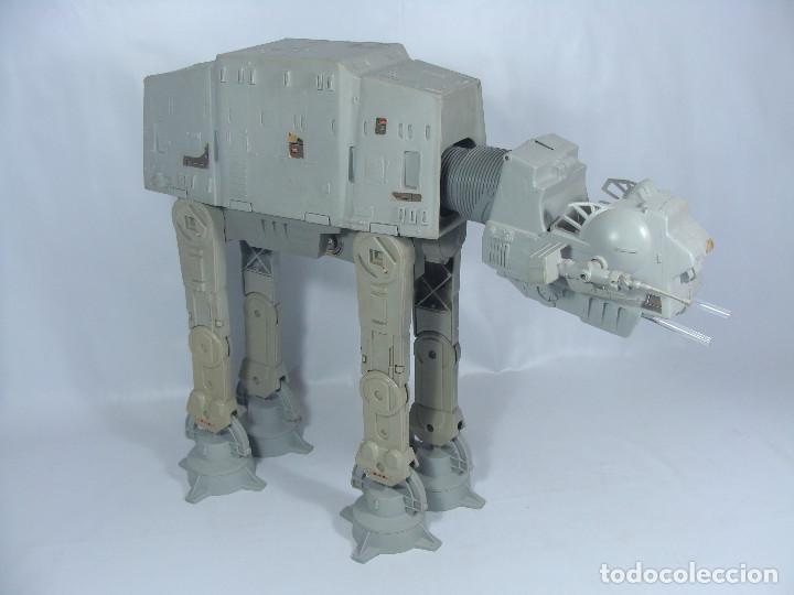 Figuras y Muñecos Star Wars: AT-AT (All Terrain Armored Transport) - Nave Star Wars - Vintage original Kenner 1981 - Foto 2 - 118705835