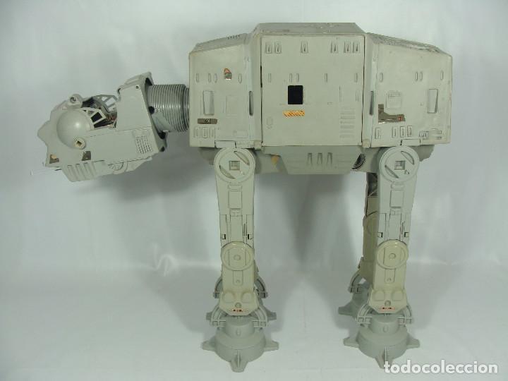 Figuras y Muñecos Star Wars: AT-AT (All Terrain Armored Transport) - Nave Star Wars - Vintage original Kenner 1981 - Foto 4 - 118705835