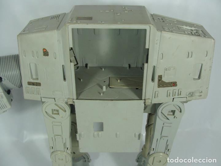 Figuras y Muñecos Star Wars: AT-AT (All Terrain Armored Transport) - Nave Star Wars - Vintage original Kenner 1981 - Foto 5 - 118705835