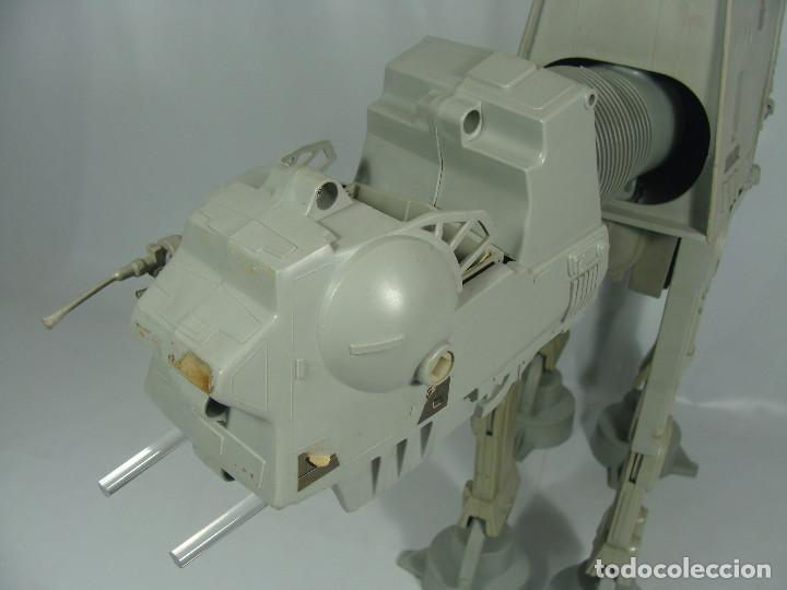 Figuras y Muñecos Star Wars: AT-AT (All Terrain Armored Transport) - Nave Star Wars - Vintage original Kenner 1981 - Foto 7 - 118705835