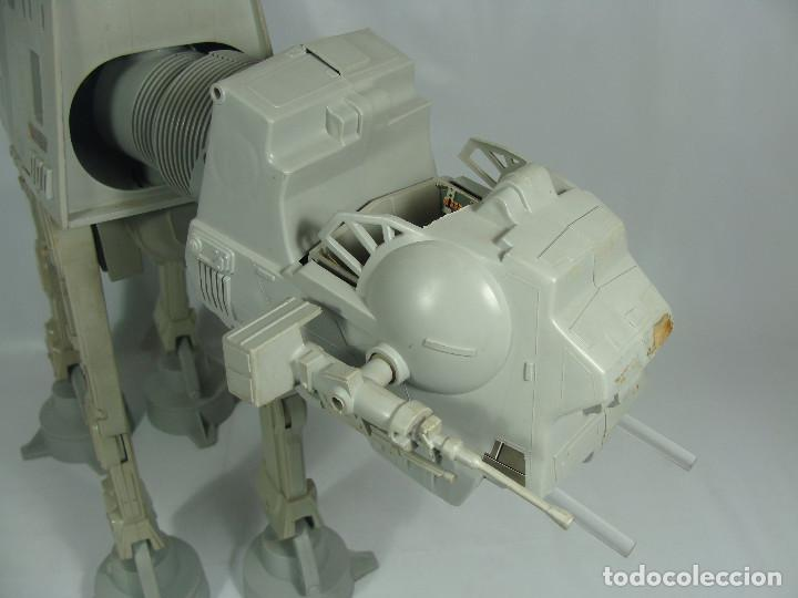 Figuras y Muñecos Star Wars: AT-AT (All Terrain Armored Transport) - Nave Star Wars - Vintage original Kenner 1981 - Foto 8 - 118705835