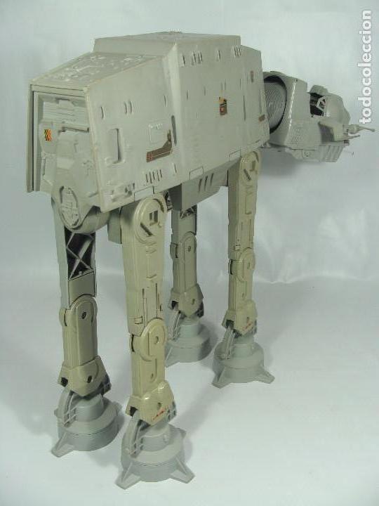 Figuras y Muñecos Star Wars: AT-AT (All Terrain Armored Transport) - Nave Star Wars - Vintage original Kenner 1981 - Foto 9 - 118705835