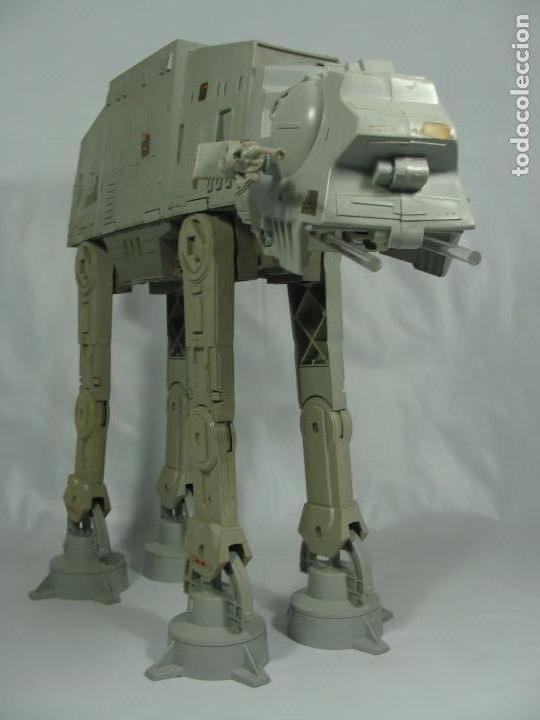 AT-AT (ALL TERRAIN ARMORED TRANSPORT) - NAVE STAR WARS - VINTAGE ORIGINAL KENNER 1981 (Juguetes - Figuras de Acción - Star Wars)