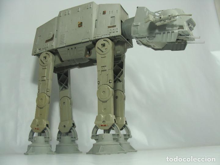 Figuras y Muñecos Star Wars: AT-AT (All Terrain Armored Transport) - Nave Star Wars - Vintage original Kenner 1981 - Foto 10 - 118705835