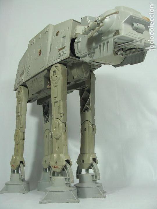 Figuras y Muñecos Star Wars: AT-AT (All Terrain Armored Transport) - Nave Star Wars - Vintage original Kenner 1981 - Foto 11 - 118705835