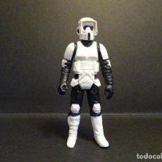 Figuras y Muñecos Star Wars: BIKER SCOUT - VINTAGE - STAR WARS - STARWARS - EL RETORNO DEL JEDI - HONG KONG 1983 - STORMTROOPER. Lote 118724819