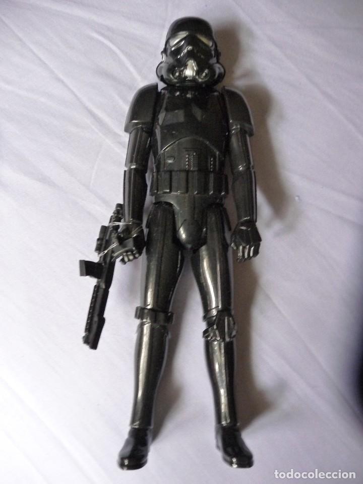 FIGURA STAR WARS SOLDADO IMPERIAL DARTH VADER DESCONOZCO CUAL ES (Juguetes - Figuras de Acción - Star Wars)