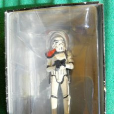 Figuras y Muñecos Star Wars: STAR WARS FIGURA PLOMO - SANDTROOPER - OFICIAL LUCASFILM - NUEVA SIN SACAR DEL BLISTER - JM. Lote 119618151
