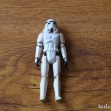 Figuras y Muñecos Star Wars: STAR WARS KENNER 1977 GMFGI STORMTROOPER FIGURA ACCIÓN VINTAGE HONG KONG. Lote 120035872