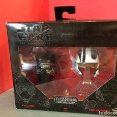 Figuras y Muñecos Star Wars - STAR WARS - CASCOS DE KYLO REN Y POE DAMERON - 120137707