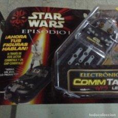 Figuras y Muñecos Star Wars: LECTOR ELECTRÓNICO COMMTALK STAR WARS. Lote 120245943