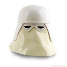 Figuras y Muñecos Star Wars: CASCO STAR WARS SNOWTTOOPER, ESCALA 1:5, NUEVO, PRECINTADO. Lote 120771532