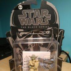 Figuras y Muñecos Star Wars: STAR WARS THE BLACK SERIES 06 YODA. Lote 120855284