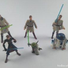 Figuras y Muñecos Star Wars: LOTE FIGURAS STAR WARS. Lote 121020263