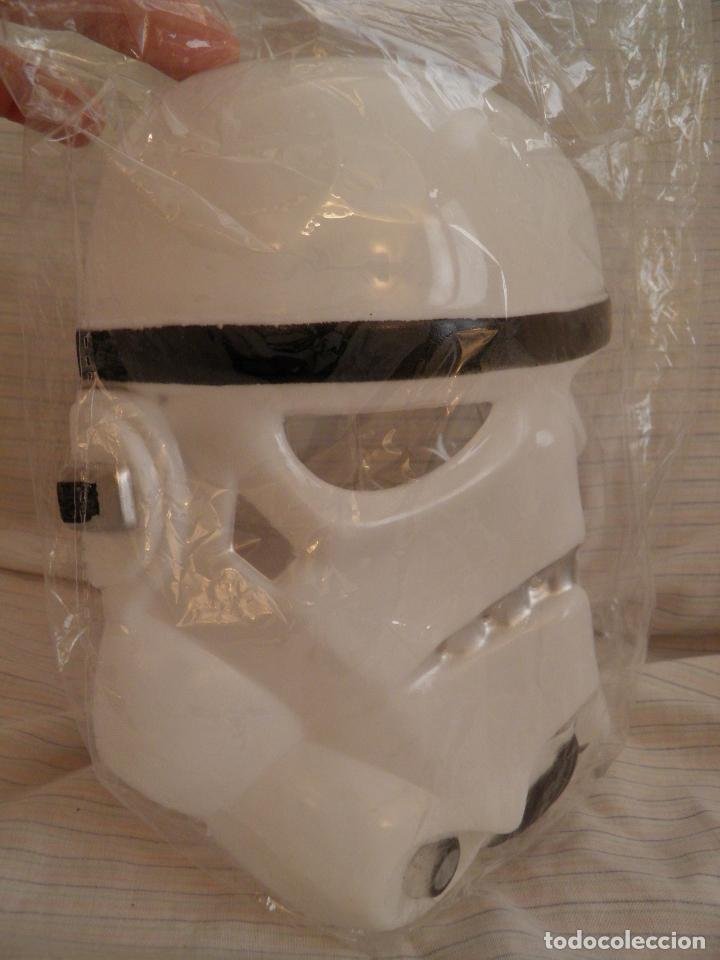 Figuras y Muñecos Star Wars: MASCARA STAR WARS,SOLDADO DE ASALTO,A ESTRENAR - Foto 2 - 121422007